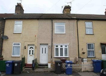 Thumbnail 3 bed terraced house to rent in Manor Road, Grays, Essex
