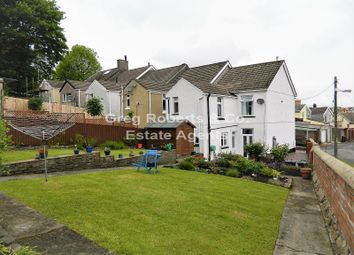 Thumbnail 3 bed end terrace house for sale in Morgan Terrace, Tredegar, Blaenau Gwent.