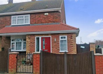 Thumbnail 2 bed semi-detached house for sale in Deane Close, Whitstable, Kent
