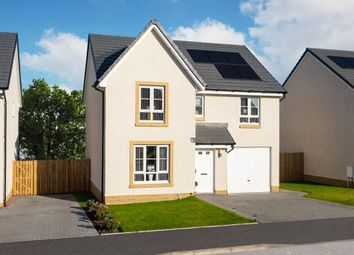 "Thumbnail 4 bed detached house for sale in ""Dunbar"" at Kirkintilloch, Glasgow"