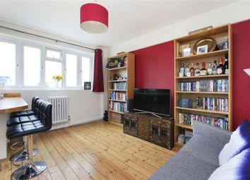 Thumbnail 1 bed flat for sale in Sandhurst Court, Acre Lane, Brixton, London