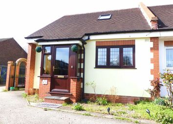 Thumbnail 2 bed semi-detached bungalow for sale in Bracken Mews, London