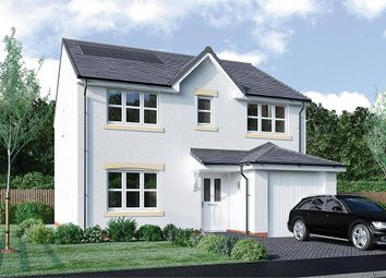 "Thumbnail 4 bed detached house for sale in ""Lyle"" at Queen Mary Avenue, Clydebank"