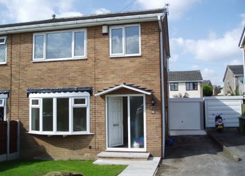 Thumbnail 3 bed semi-detached house to rent in Manor Lane, Ossett