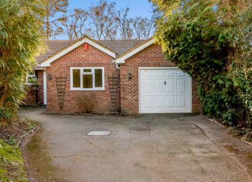 Thumbnail 3 bed detached bungalow for sale in Cranmer Close, Weybridge