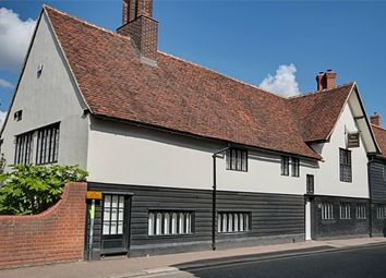 Thumbnail 3 bed town house for sale in Knight Street, Sawbridgeworth, Hertfordshire