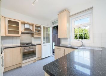 Thumbnail 3 bed flat to rent in Godley Road, London