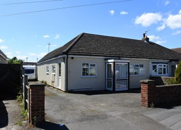 Thumbnail 2 bedroom semi-detached bungalow for sale in Gorse Road, Grantham