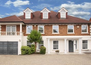 Thumbnail 6 bed detached house for sale in Hainault Road, Chigwell