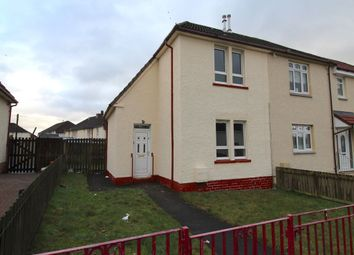 Thumbnail 2 bedroom semi-detached house to rent in Reid Street, Airdrie, North Lanarkshire