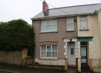 Thumbnail 3 bed terraced house for sale in 30 Dartmouth Gardens, Milford Haven, Dyfed, Wales