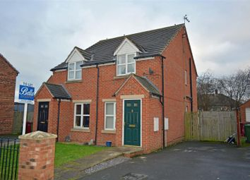Thumbnail 2 bed semi-detached house to rent in Greyfriars Close, Scunthorpe
