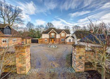 Thumbnail 6 bed detached house for sale in Bottom Lane, Seer Green, Buckinghamshire