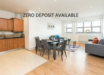 Thumbnail 3 bed flat to rent in Somerford Grove, London