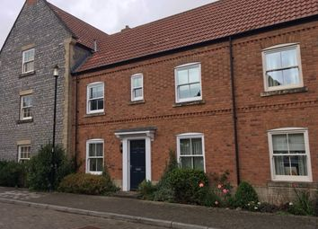 Thumbnail 3 bed terraced house to rent in Clarks Meadow, Shepton Mallet