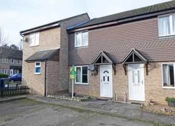 Thumbnail 2 bedroom terraced house for sale in Warwick Drive, Bury St Edmunds