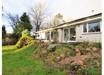Thumbnail 4 bed detached bungalow for sale in Leslie Road, Scotlandwell