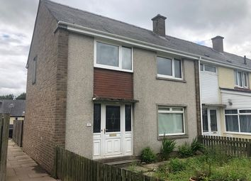 Thumbnail 3 bed end terrace house for sale in Kendal Crescent, Alness