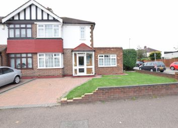3 bed end terrace house for sale in London Road, Chadwell Heath, Romford RM6