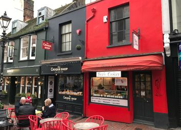Thumbnail Commercial property for sale in Duke Street, Brighton
