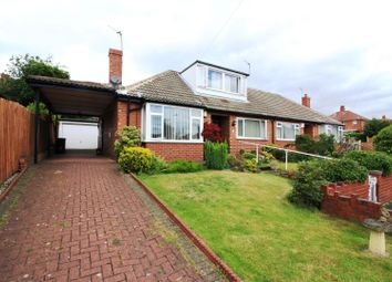 Thumbnail 3 bed semi-detached bungalow for sale in St. Peters Avenue, Rothwell, Leeds