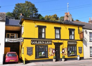 Thumbnail Pub/bar for sale in Brixham, Devon