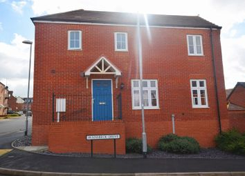 Thumbnail 3 bed detached house for sale in Wansbeck Drive, Norton, Stoke-On-Trent