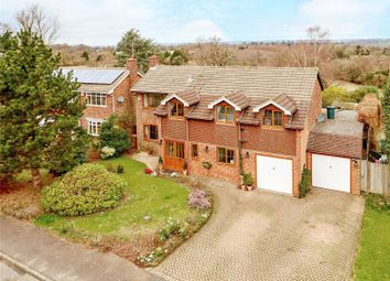 Thumbnail 4 bed detached house for sale in Asher Reeds, Langton Green, Tunbridge Wells, Kent