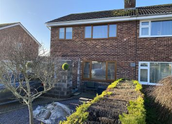 Thumbnail 3 bed semi-detached house for sale in Chartist Way, Bulwark, Chepstow