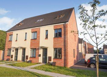 Thumbnail 3 bed end terrace house for sale in Golwg Y Garreg Wen, Swansea