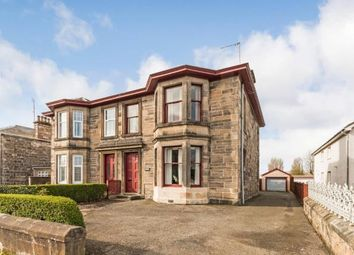 Thumbnail 4 bed semi-detached house for sale in Hawkhead Road, Paisley, Renfrewshire, .