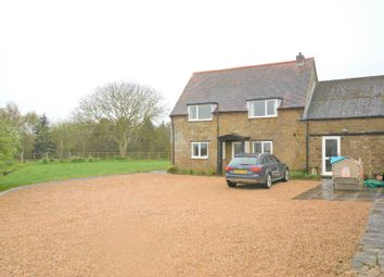 Thumbnail 4 bed cottage to rent in Canons Ashby, Daventry