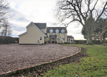 Thumbnail 4 bed detached house for sale in High Street, North Thorseby