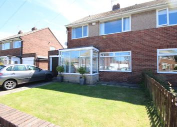 Thumbnail 3 bed semi-detached house for sale in Coltere Avenue, East Boldon