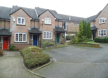Thumbnail 2 bed town house to rent in The Spinney, Sandbach