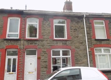 Thumbnail 2 bed terraced house for sale in Partridge Road, Llanhilleth, Abertillery
