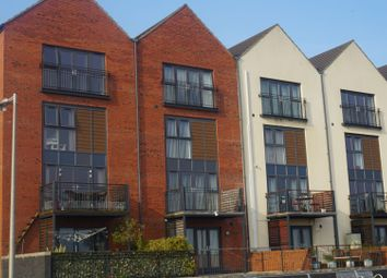 Thumbnail 5 bedroom terraced house for sale in Yr Hafan, Swansea