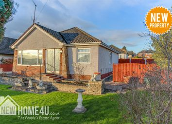 Thumbnail 2 bed detached bungalow for sale in Moel View Road, Buckley