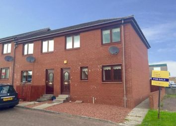Thumbnail 3 bed end terrace house for sale in Fullarton Court, Kilmarnock, East Ayrshire