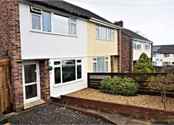 Thumbnail 3 bed semi-detached house for sale in Glebe Meadow, Holsworthy