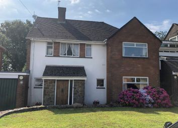 Thumbnail 4 bed detached house for sale in South Rise, Llanishen, Cardiff