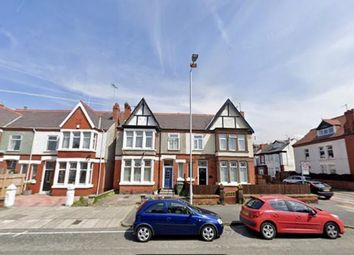 Thumbnail 3 bed flat to rent in Seaview Road, Wallasey