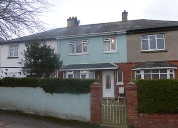 Thumbnail 3 bed terraced house for sale in St. Margarets Avenue, Torquay