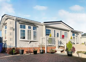 Thumbnail 2 bed mobile/park home for sale in Harpswell Hill Park, Hemswell, Gainsborough