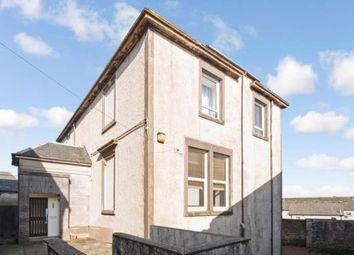 Thumbnail 2 bed flat for sale in Morton Place, Kilmarnock, East Ayrshire