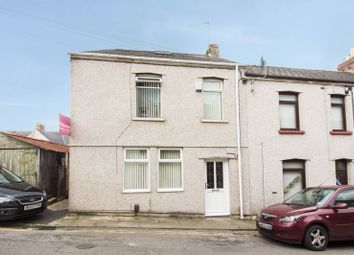 Thumbnail 3 bed terraced house for sale in Ventnor Road, Cwmbran