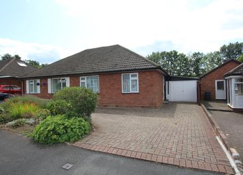 Thumbnail 3 bed semi-detached bungalow for sale in Sara Close, Four Oaks