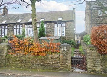 Thumbnail 2 bed cottage to rent in The Old School, 3 Green Moor Road, Green Moor