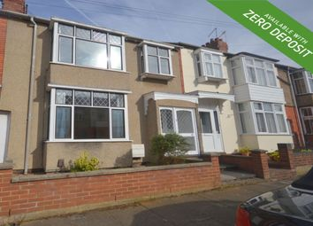 Thumbnail 3 bed terraced house to rent in Linden Road, Abington, Northampton
