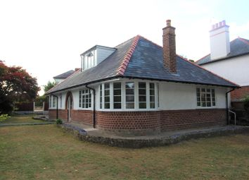 Thumbnail 3 bed detached bungalow for sale in Camberley Drive, Wrexham